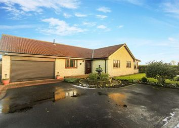Thumbnail 4 bed bungalow for sale in Gables End, Widdrington Station, Northumberland
