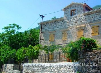 Thumbnail 3 bed villa for sale in Prcanj, Montenegro
