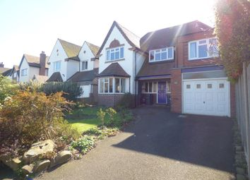 Thumbnail 5 bedroom detached house for sale in Ravenhurst Road, Harborne, Birmingham