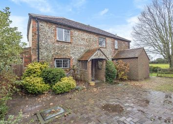Thumbnail 4 bed detached house for sale in Nutbourne, Chichester