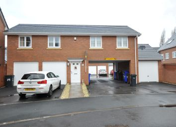 Thumbnail 2 bed flat to rent in Halcyon Court, Halcyon Way, Burton-On-Trent