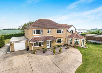 Thumbnail 5 bed detached house for sale in Lowfields Road, Benington, Boston