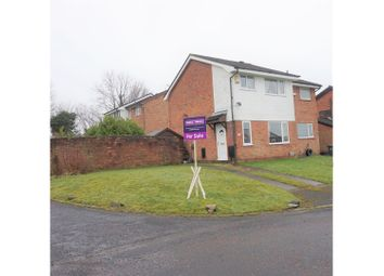 Thumbnail 3 bed semi-detached house for sale in Croft Meadow, Preston