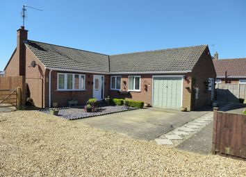 Thumbnail 3 bed detached bungalow for sale in Goodens Lane, Newton, Wisbech