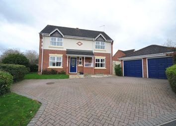 Thumbnail 4 bed detached house for sale in Heronbrook, Whitchurch