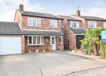 Thumbnail 4 bed detached house for sale in Caroline Close, Alvaston, Derby