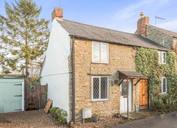 Thumbnail 2 bed end terrace house for sale in Chapel Lane, Farthinghoe, Brackley, Northamptonshire