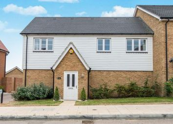 Thumbnail 2 bed flat for sale in Flora Way, Rochester, Strood, Kent