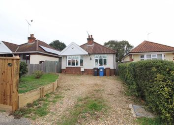 Thumbnail 2 bed detached bungalow for sale in Temple Road, Ipswich