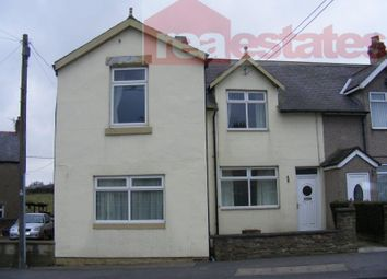 Thumbnail 3 bed terraced house to rent in The Centre, Evenwood, Bishop Auckland