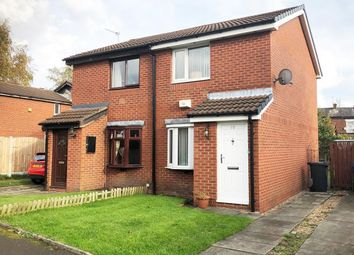 2 bed semi-detached house to rent in St Pauls Street, Bury, Lancs BL9