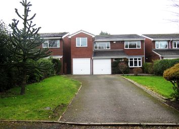 Thumbnail 4 bed property to rent in Kingsbury Road, Marston, Sutton Coldfield
