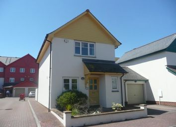 Thumbnail 3 bed detached house to rent in Sailmakers Court, Shelly Road, Exmouth