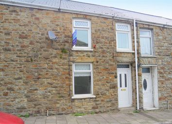 Thumbnail 3 bed detached house to rent in Hill Street, Nantyffyllon, Maesteg, Mid Glamorgan