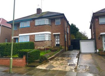 Thumbnail 3 bed semi-detached house for sale in Engel Park, Mill Hill, London, Uk