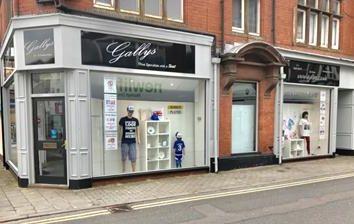 Thumbnail Retail premises for sale in 12-16, Cheshire Street, Market Drayton