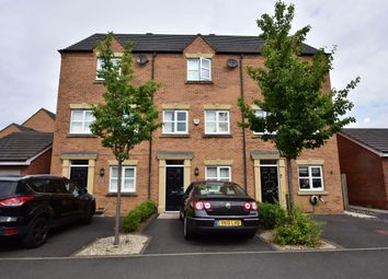 Thumbnail 3 bed town house for sale in Lady Lane, Audenshaw, Manchester
