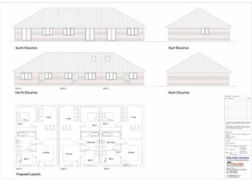 Thumbnail 2 bed terraced bungalow for sale in Dorcas Drive, Blurton, Stoke-On-Trent