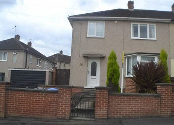Thumbnail 3 bed semi-detached house for sale in Perth Street, Derby