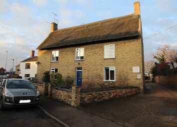 Thumbnail 3 bedroom flat for sale in Delph Street, Whittlesey, Peterborough