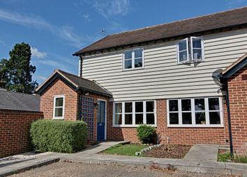 Thumbnail 2 bed end terrace house to rent in Bell Street, Sawbridgeworth, Herts