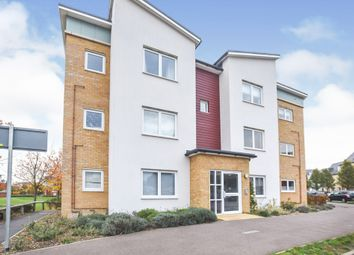 Thumbnail 1 bedroom flat for sale in Gladwin Way, Harlow