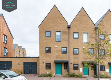 Thumbnail 4 bed terraced house to rent in Barnfield Way, Newhall, Harlow