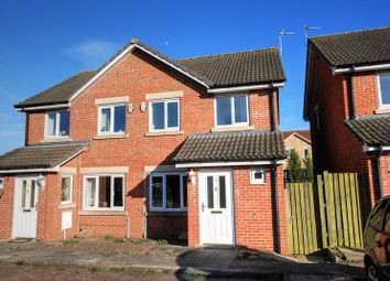 Thumbnail 3 bed terraced house to rent in Maple Drive, Widdrington, Morpeth