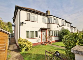 Thumbnail 3 bed maisonette for sale in Redesdale Gardens, Isleworth