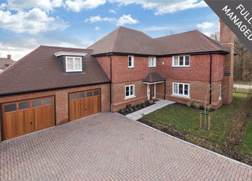 Thumbnail 5 bedroom detached house to rent in Yarrow Hill, Warfield, Bracknell, Berkshire