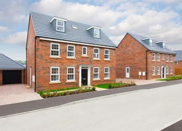 "Thumbnail 5 bedroom detached house for sale in ""Buckingham"" at Craneshaugh Close, Hexham"
