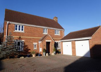 Thumbnail 5 bedroom detached house for sale in Hatch Road, Stratton St. Margaret, Swindon