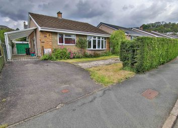 Thumbnail 3 bed detached bungalow for sale in Oakfield Drive, Crickhowell