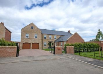 Thumbnail 4 bedroom detached house for sale in Hawthorn, Brunton Lane, Newcastle Upon Tyne