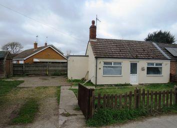 2 bed semi-detached bungalow for sale in Seas End Road, Moulton Seas End, Spalding PE12