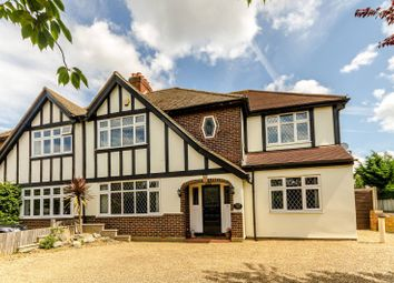 Thumbnail 5 bed semi-detached house for sale in South Lane, New Malden