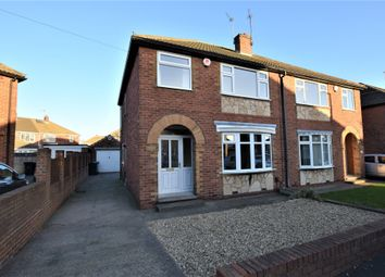 Thumbnail 3 bed semi-detached house to rent in Oxton Drive, Warmsworth, Doncaster