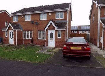Thumbnail 3 bed semi-detached house for sale in Woodhurst Crescent, Liverpool, Merseyside