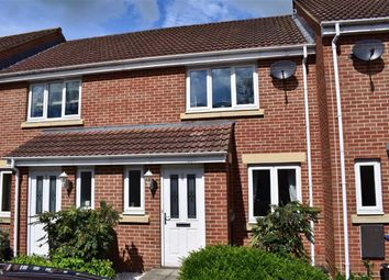 Thumbnail 2 bed terraced house for sale in Rudman Park, Chippenham, Wiltshire
