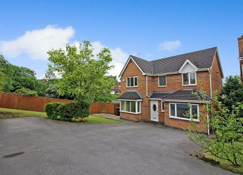 Thumbnail 4 bedroom detached house for sale in Meadowbrook Close, Bury