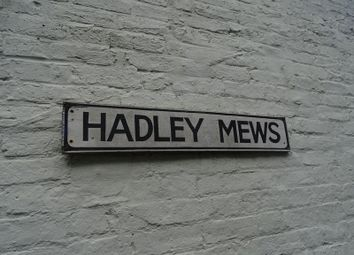 Thumbnail 1 bedroom flat to rent in Hadley Parade, High Street, Barnet