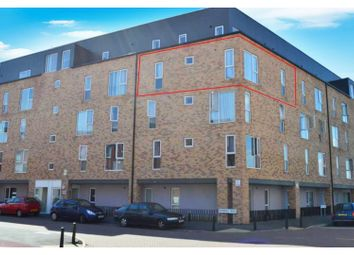 Thumbnail 2 bed flat for sale in 4 Baseball Walk, Leicester