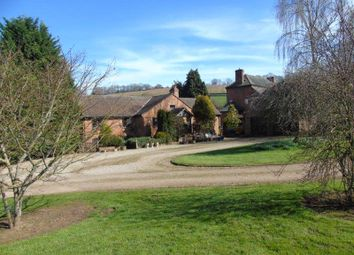Thumbnail 4 bed detached house for sale in Warren Lane, Lea, Ross-On-Wye, Herefordshire