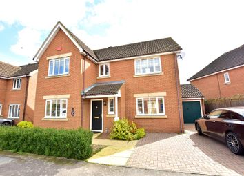 Thumbnail 4 bed detached house for sale in Anatase Close, Sittingbourne