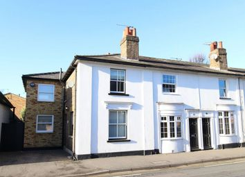 Thumbnail 2 bedroom semi-detached house for sale in High Road, Broxbourne