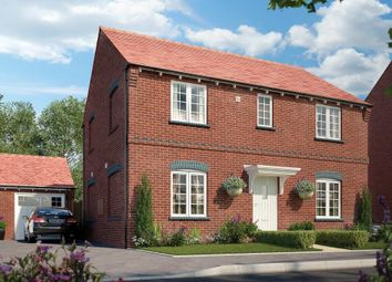 Thumbnail 4 bed detached house for sale in Moira Road, Shellbrook