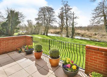 Thumbnail 2 bedroom flat for sale in The Waterside, Hellesdon, Norwich