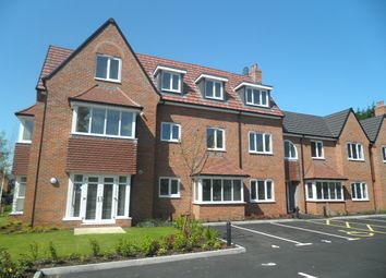 Thumbnail 2 bed flat to rent in Highbridge Court, Birmingham Road, Sutton Coldfield