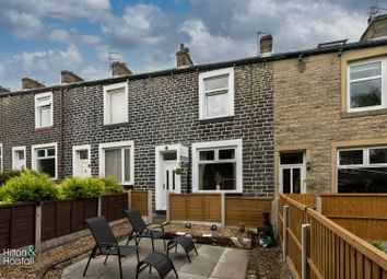 Thumbnail 2 bed terraced house for sale in Sutcliffe Street, Briercliffe, Burnley