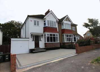 Thumbnail 3 bed semi-detached house for sale in Anglesey Court Road, Carshalton